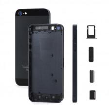 iPhone 5 задняя крышка (black)