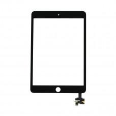iPad Mini 3 тачскрин с конектором (черный)