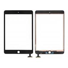 iPad Mini тачскрин с конектором (черный)