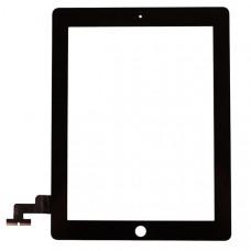 iPad 2 тачскрин (черный)