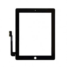 iPad 3 / 4 тачскрин (черный)