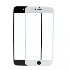 iPhone 4 / 4S стекло переклейка (бел)