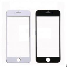 iPhone 6 стекло переклейка (бел)