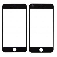 iPhone 6 стекло переклейка (черн)
