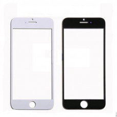 iPhone 6 PLUS стекло переклейка (бел)