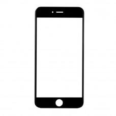 iPhone 7 стекло переклейка (черн)