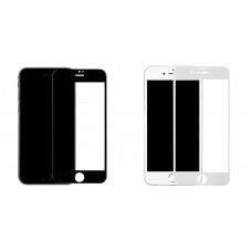 iPhone 7 / 8 стекло 3D (бел)