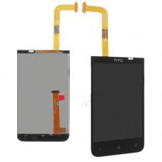 HTC Desire 200 дисплей (черн)