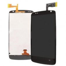 HTC Desire 500 дисплей (черн)