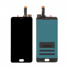Meizu M6 дисплейный модуль (черн)