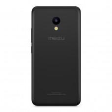 Meizu M5 задняя крышка (black)