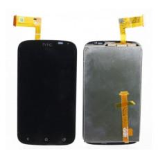 HTC Desire X дисплей(черн)