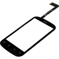 HTC Desire C тачскрин (черный)