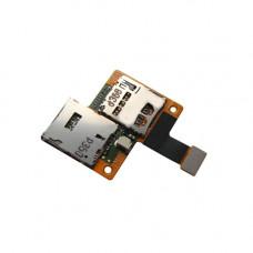 HTC Desire 601 шлейф SIM