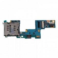 HTC 8X шлейф SIM и карты памяти