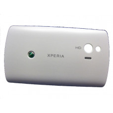 Sony Xperia Mini (ST15i) задняя крышка (бел)