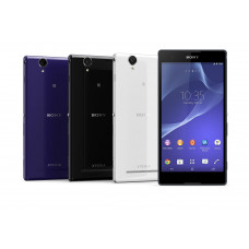 Sony T2 (D5322) задняя крышка (фиол)
