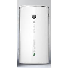 Sony Xperia X10 задняя крышка (бел)