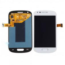 Samsung Galaxy S3 mini (i8190) дисплей (бел)