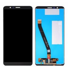 Huawei Honor 7x дисплейный модуль (черн)