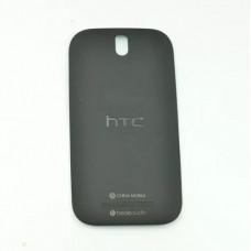 HTC One SV задняя крышка (черн)