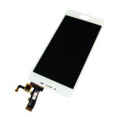 Meizu M5 дисплейный модуль (бел)
