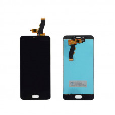 Meizu M5S дисплейный модуль (черн)