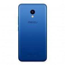 Meizu M5 задняя крышка (blue)
