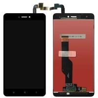 Xiaomi Redmi Note 4X дисплейный модуль (черн)