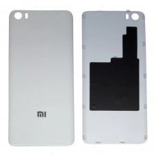 Xiaomi Mi 5 задняя крышка copy (white)