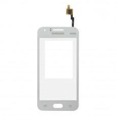 Samsung Galaxy J1 (J100F) тачскрин (бел)