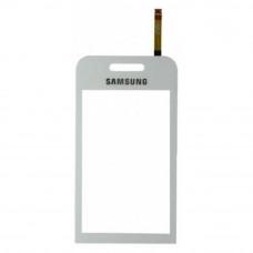 Samsung S5230 тачскрин (бел)