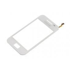 Samsung Galaxy Ace (S5830) тачскрин (бел)