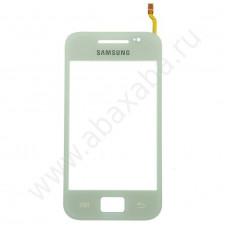 Samsung Galaxy Ace (S5830i) тачскрин (бел)