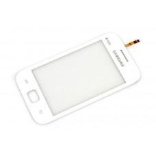 Samsung Galaxy Ace DUOS (S6802) тачскрин (бел)