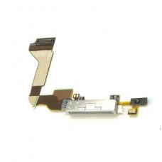 iPhone 4 шлейф СЗУ (бел)