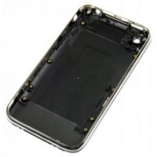 iPhone 3GS задняя крышка в рамке (черн)