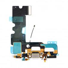 iPhone 7 шлейф СЗУ (бел)