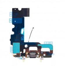 iPhone 7 шлейф СЗУ (черн)