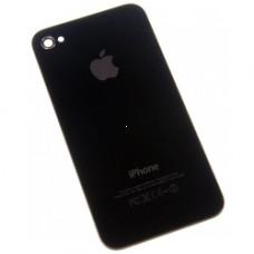 iPhone 4 задняя крышка orig (black)