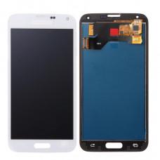 Samsung Galaxy S5 (G900) дисплей TFT (бел)