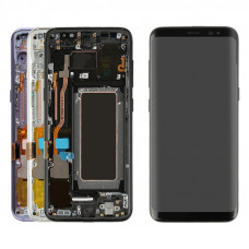 Samsung Galaxy S8 (G950) дисплей в рамке (черн)
