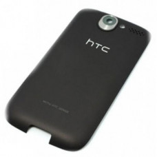 HTC Desire задняя крышка (черн)
