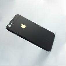 iPhone 6S PLUS (как 7PLUS) задн крыш (black)