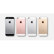 iPhone SE задняя крышка (silver)