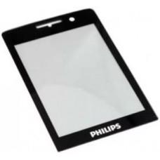 Стекло Philips Х603 (черн)
