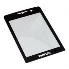 Стекло Philips Х623 (черн)