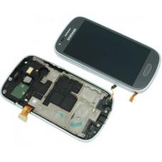 Samsung Galaxy S3 mini (i8190) дисплей (сер)