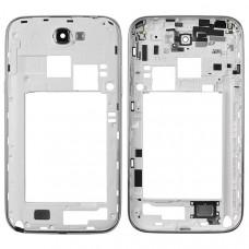 Samsung Galaxy Note2 (N7100) средняя часть корпуса (белая)