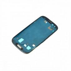 Samsung Galaxy S3 (i9300i) рамка под диспл (серая)